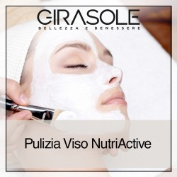Pulizia viso specifica NutriActive